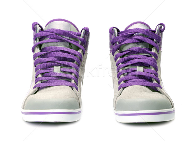 Pair of sneakers  Stock photo © Pakhnyushchyy