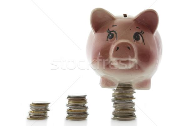 piggy bank  Stock photo © Pakhnyushchyy