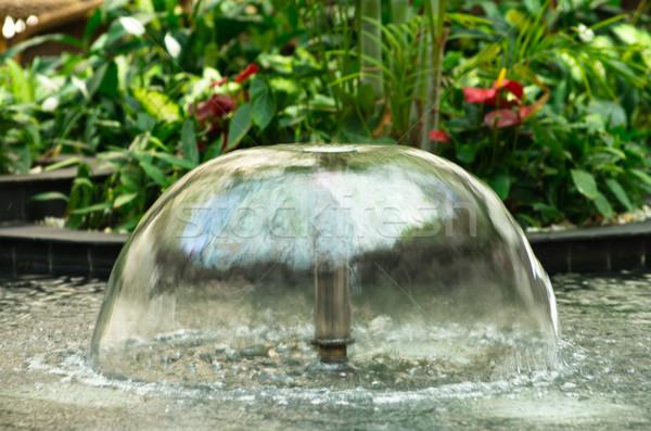 Small Fountain  Stock photo © Pakhnyushchyy