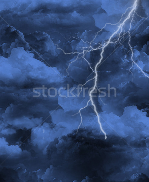 lightning  Stock photo © Pakhnyushchyy