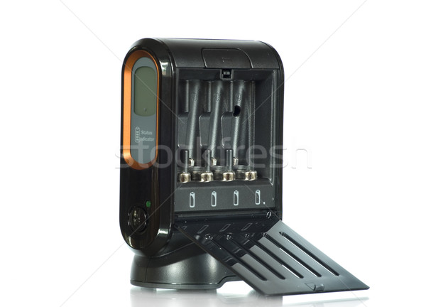 charge device Stock photo © Pakhnyushchyy
