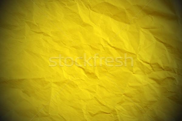 crushed paper Stock photo © Pakhnyushchyy