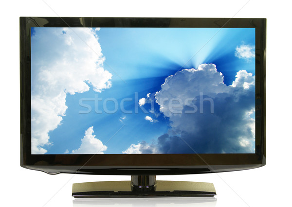 lcd monitor  Stock photo © Pakhnyushchyy