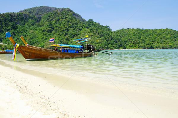 Andaman Sea, Thailand Stock photo © Pakhnyushchyy