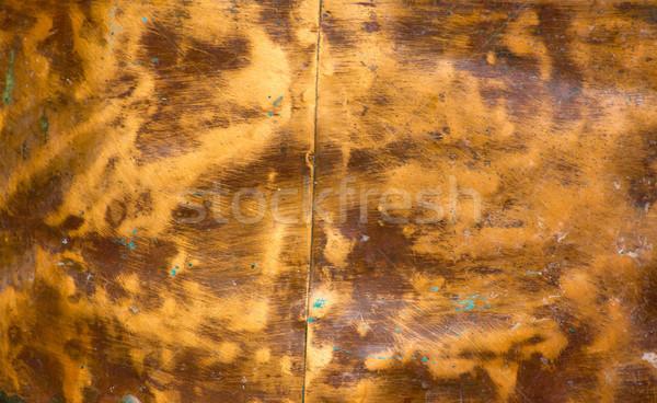 bronze metal  Stock photo © Pakhnyushchyy