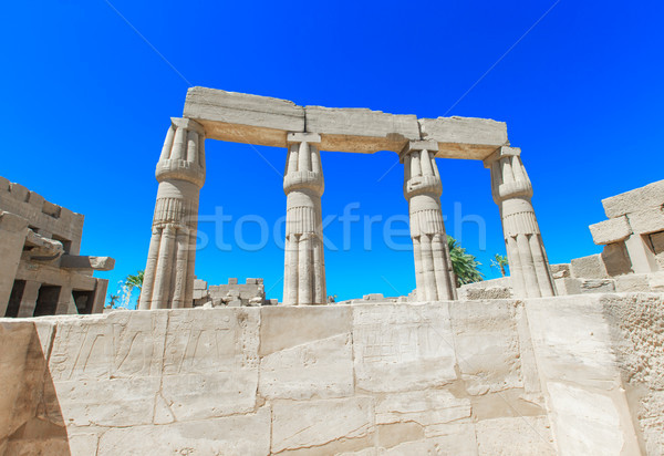 Starożytnych ruiny świątyni podróży architektury historii Zdjęcia stock © Pakhnyushchyy