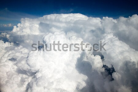 sky and clouds  Stock photo © Pakhnyushchyy