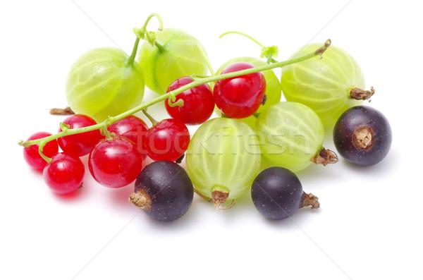Stock photo:  berries