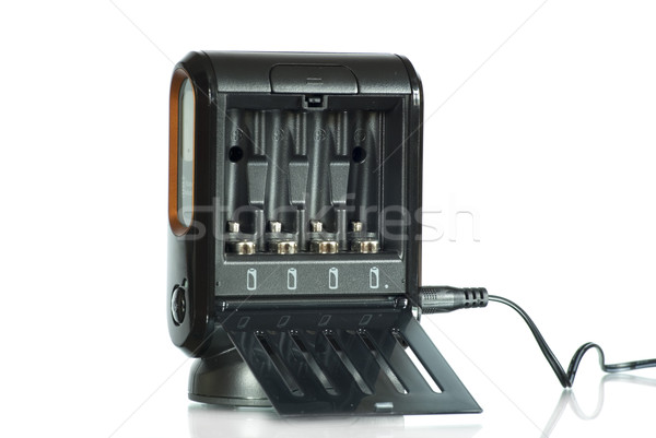 charge Stock photo © Pakhnyushchyy