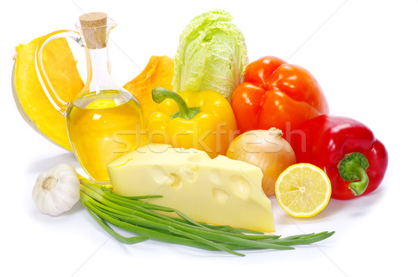 vegetable  Stock photo © Pakhnyushchyy