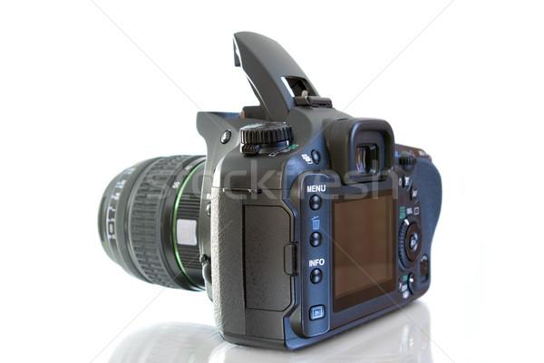 Fotó kamera digitális izolált fehér test Stock fotó © Pakhnyushchyy