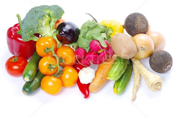 vegetables  Stock photo © Pakhnyushchyy