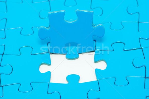 puzzles  Stock photo © Pakhnyushchyy