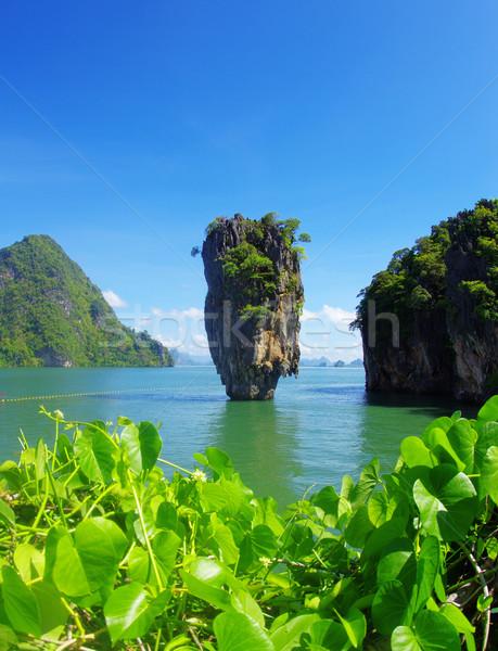 james bond island  Stock photo © Pakhnyushchyy