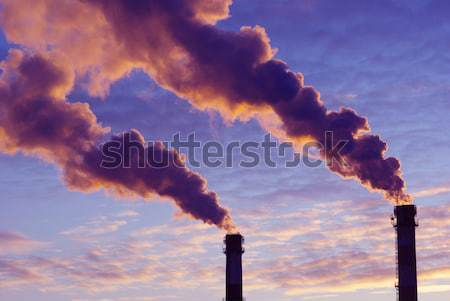 Power plant  Stock photo © Pakhnyushchyy