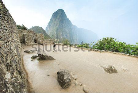 Unesco monde patrimoine ciel montagne Photo stock © Pakhnyushchyy