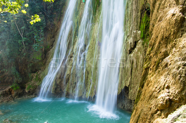 waterfall  Stock photo © Pakhnyushchyy