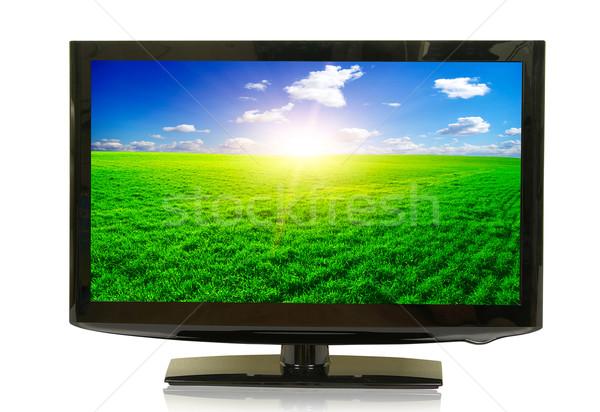 lcd monitor  Stock photo © Pakhnyushchyy
