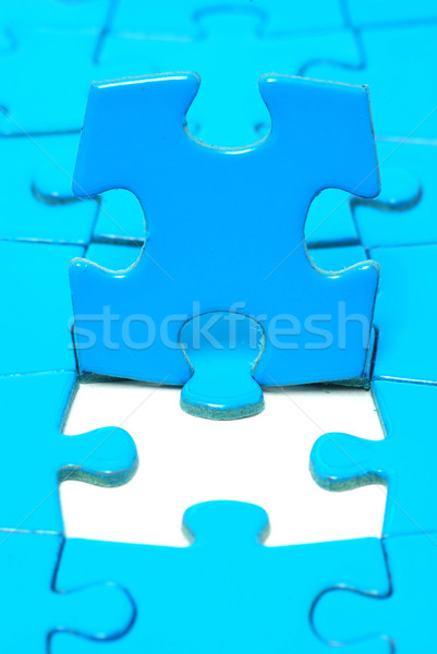 puzzle Stock photo © Pakhnyushchyy