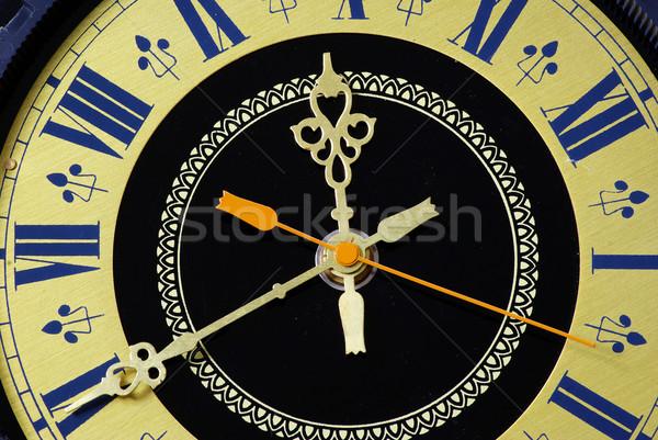 old clock Stock photo © Pakhnyushchyy