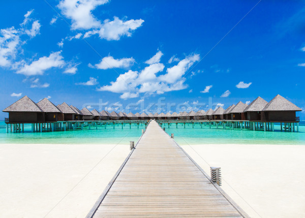 Maldives Stock photo © Pakhnyushchyy