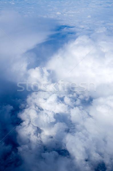 Aerial sky  Stock photo © Pakhnyushchyy