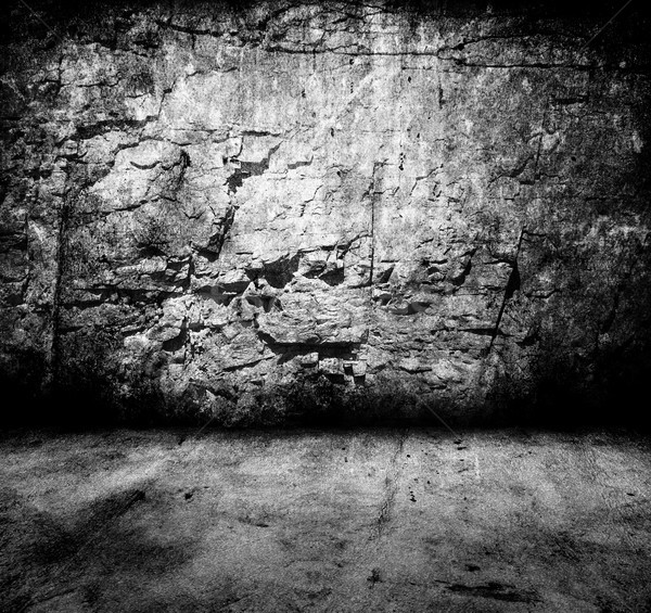 wall and floor closeup Stock photo © Pakhnyushchyy