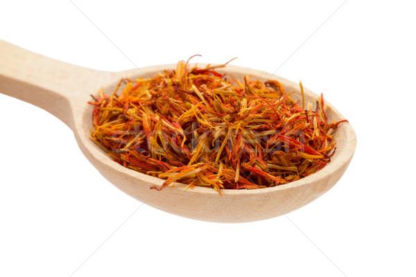 saffron spice Stock photo © Pakhnyushchyy