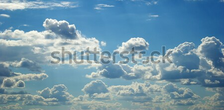 clouds Stock photo © Pakhnyushchyy