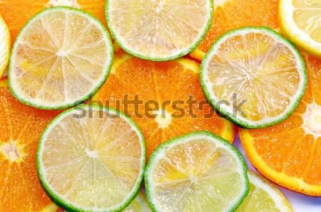 цитрусовые смешанный цитрусовые оранжевый группа Сток-фото © Pakhnyushchyy