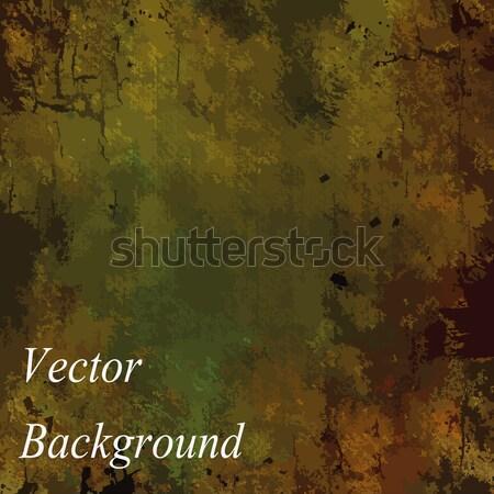 Eski kağıt soyut grunge texture doku arka plan sanat Stok fotoğraf © Pakhnyushchyy
