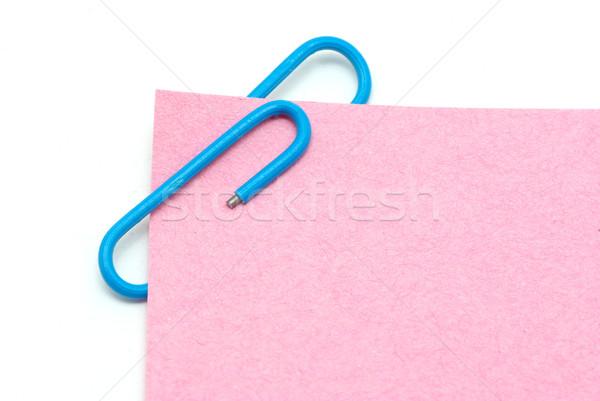 note paper  Stock photo © Pakhnyushchyy