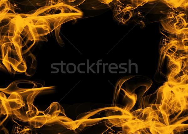 fire flame  Stock photo © Pakhnyushchyy
