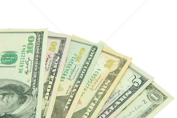stock money Stock photo © Pakhnyushchyy