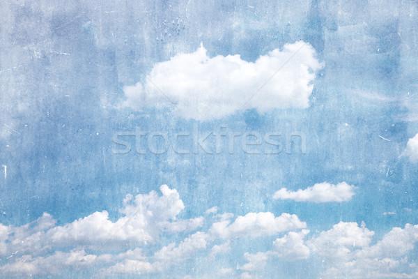grunge sky  Stock photo © Pakhnyushchyy