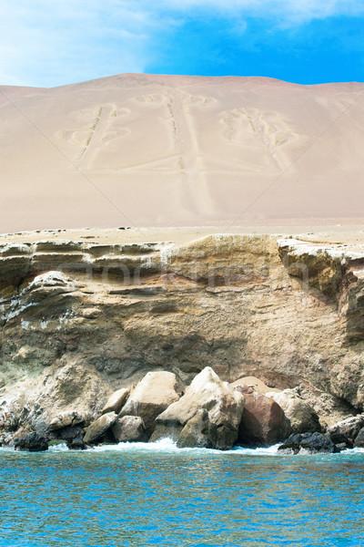 Güney amerika plaj su deniz okyanus Stok fotoğraf © Pakhnyushchyy