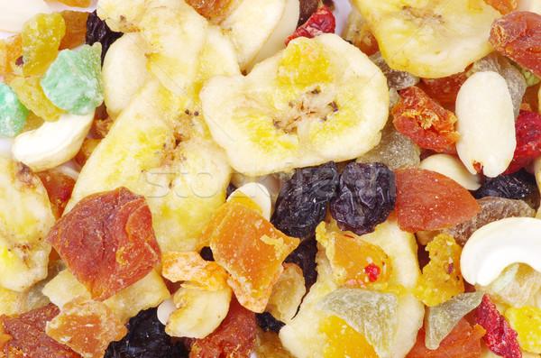 mix dried fruits  Stock photo © Pakhnyushchyy
