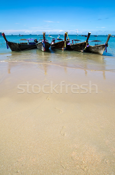 Andaman Sea Stock photo © Pakhnyushchyy