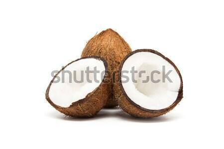 coconut Stock photo © Pakhnyushchyy