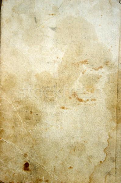 Vintage carta spazio testo immagine muro Foto d'archivio © Pakhnyushchyy