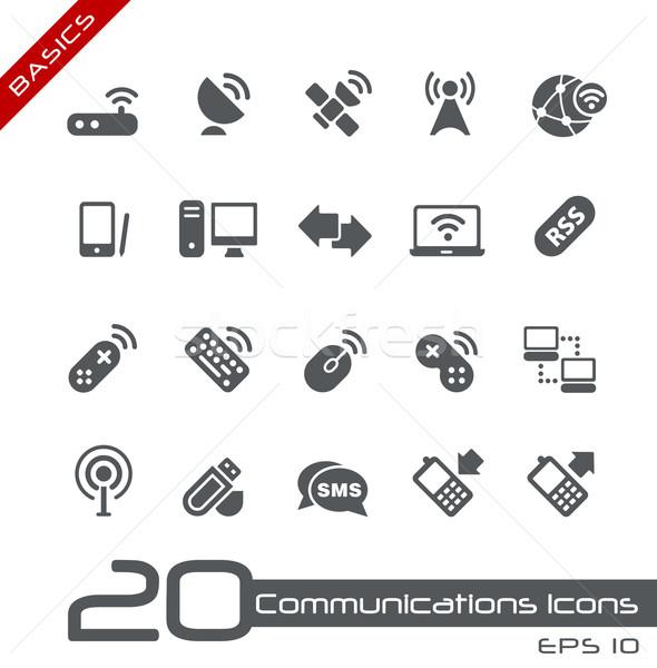 Wireless Communications // Basics Stock photo © Palsur