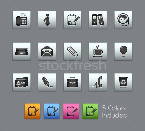Office & Business // Satinbox Series Stock photo © Palsur