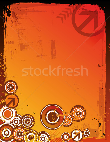 Grunge Color Background  Stock photo © Palsur