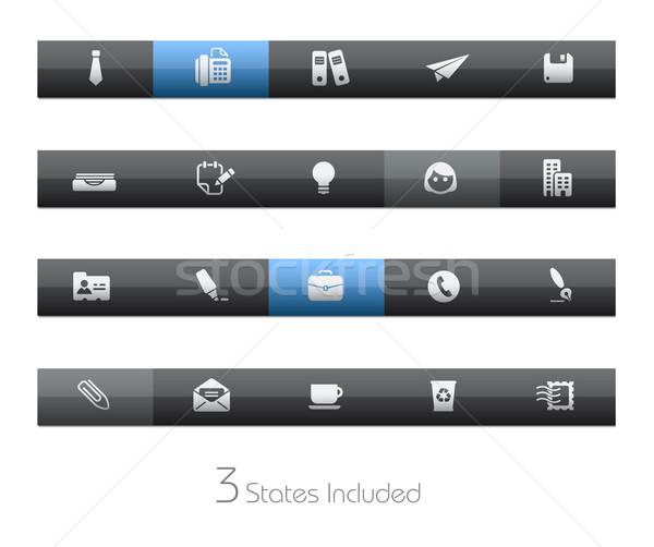 Stock photo: Office & Business // Blackbar Series