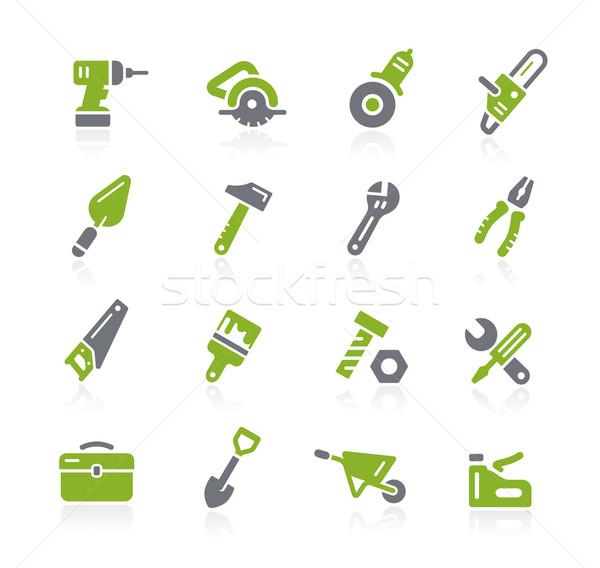 Stock photo: Tools Icons // Natura Series