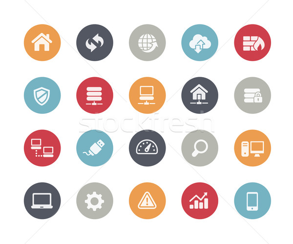 Developer Icons // Classics Series Stock photo © Palsur