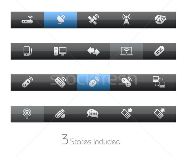 Wireless & Communications // Blackbar Series Stock photo © Palsur