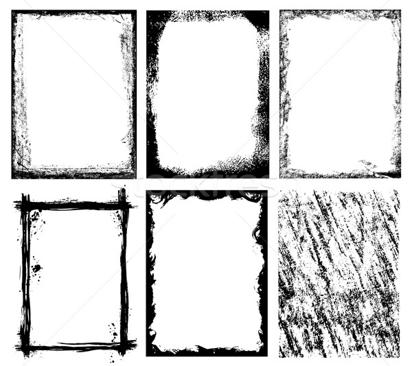 Frames and Textures Stock photo © Palsur