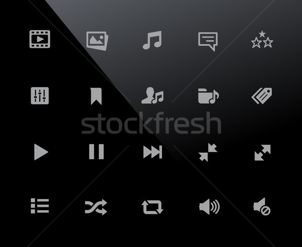 Web & Mobile Icons 7 // 32px Series Stock photo © Palsur