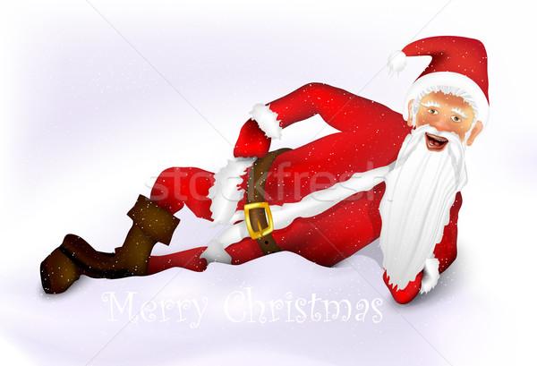 geschenk weihnachtsbaum essen l cheln gl cklich. Black Bedroom Furniture Sets. Home Design Ideas